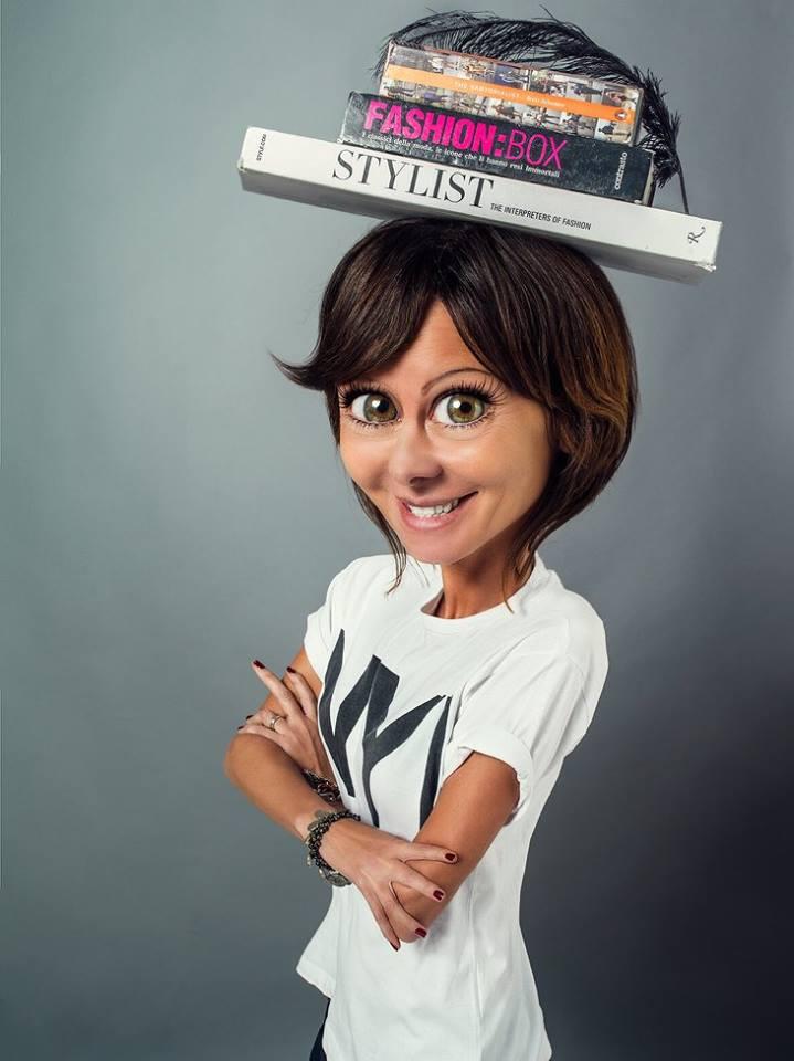 fashion stylist Manuela Mezzetti