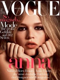 Anna Ewers la modella dell'anno