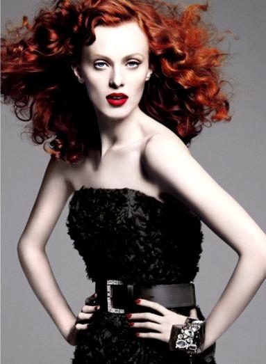 Modelle perfette: Karen Elson