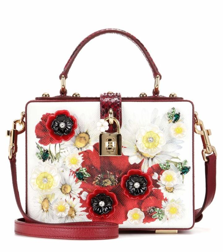 le borse donna dole e gabbana fiori
