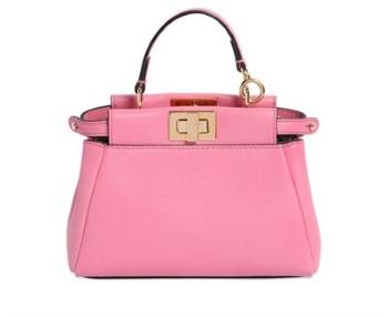 le borse donna peekaboo rosa