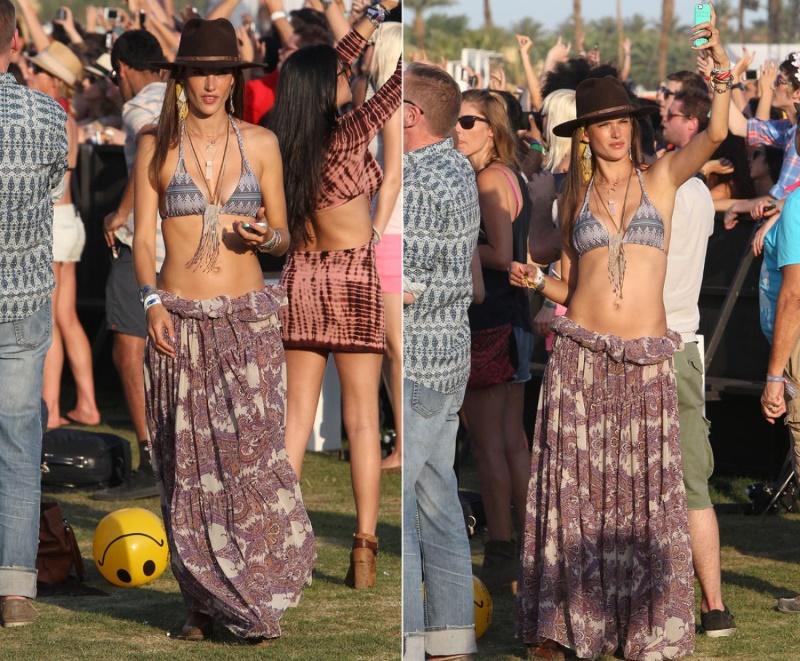 modelle hippy