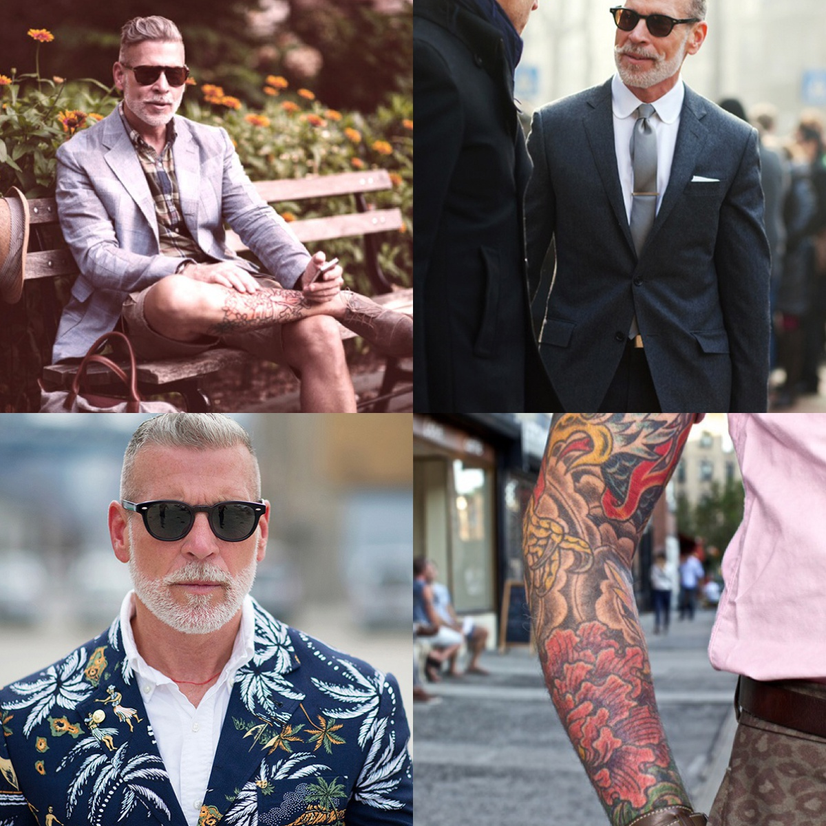 Nick Wooster - cool hunter