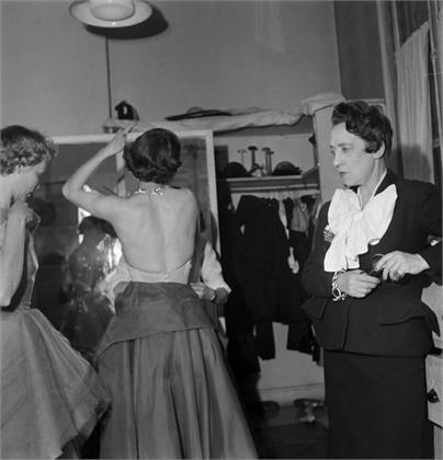 Elsa Schiaparello, 1950
