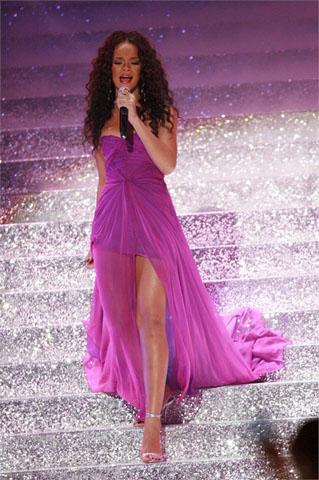 Rihanna World Music Awards, 2006