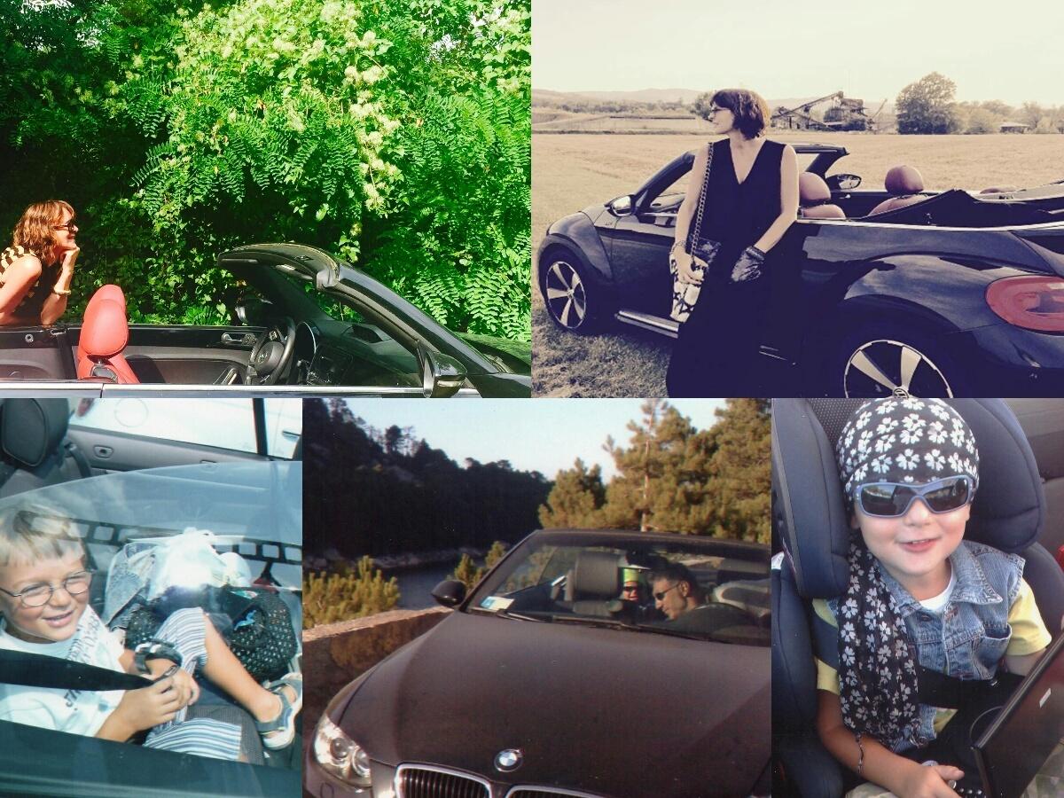 collage cabrio