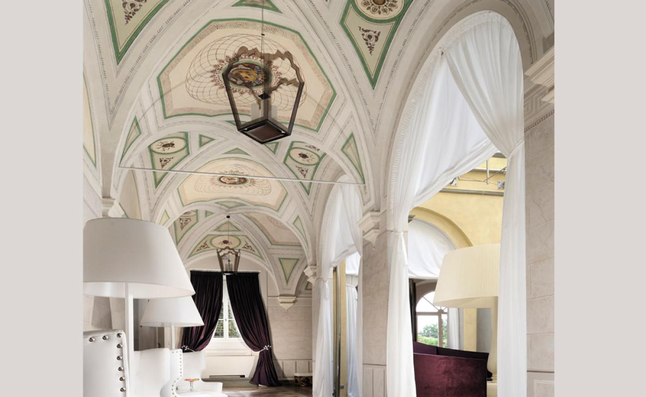 Villa Le Maschere interni