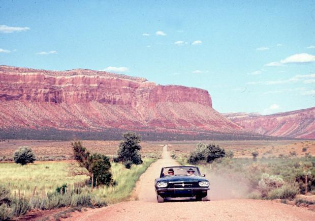 viaggiare in cabrio