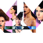 Pop Space Couture: Beauty Editorial