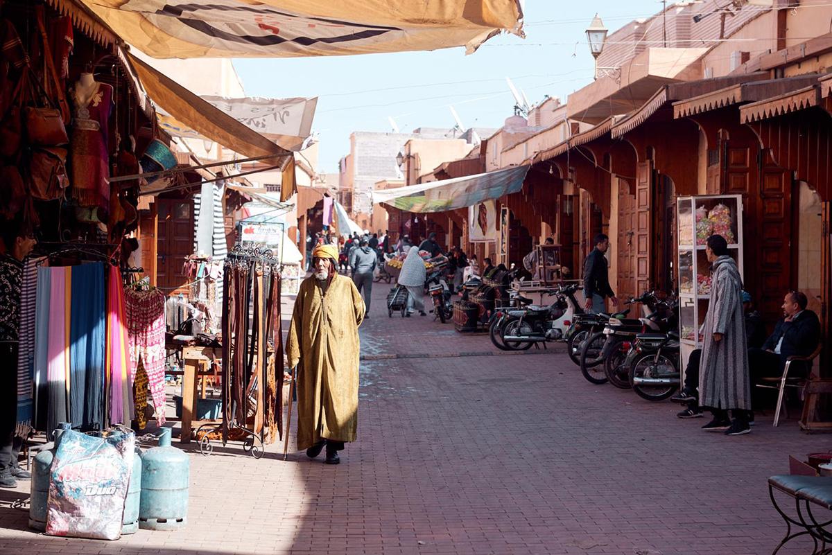 servizio fotografico a Marrakech