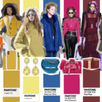 WINTER COLOUR TRENDS: I COLORI DELL'AUTUNNO/ INVERNO 2019!